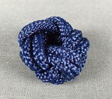 Makrameeknoten Dunkelblau für Halstuch Schal Tuch Knoten Seemannsknoten Maritim