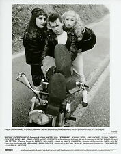 TRACI LORDS JOHNNY DEPP JOHN WATERS CRY- BABY 1990 VINTAGE PHOTO ORIGINAL #2