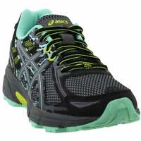 ASICS GEL-Venture 6  Casual Running Trail Shoes - Grey - Womens