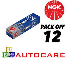 NGK GPL (GAS) CANDELA SET - 12 Pack-Part Number: LPG6 N. 1565 12PZ