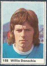 MARSHALL CAVENDISH TOP TEAMS 1971- #158-MANCHESTER CITY-WILLIE DONACHIE