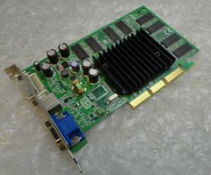128MB NVidia 8911 VER:200 DVI, VGA Graphics Card Unit / GPU