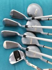 Ladies Petite Starter Golf Set La Jolla 4 Woods Wilson 4 Irons Putter RH