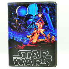 Star Wars A New Hope Vintage Leather Stand Case Smart Cover For Apple ipad 2/3/4