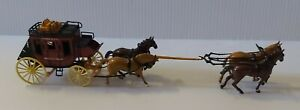Matchbox Cobb & Co Royal Mail Horse Drawn Carrige