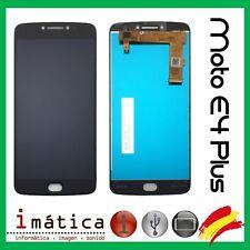 PANTALLA COMPLETA LCD TACTIL MOTOROLA MOTO E4 PLUS XT1770 E 4RD GEN NEGRO NEGRA
