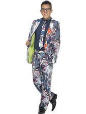Zombie Suit, Teen S, Halloween Fancy Dress, Boys Teenager