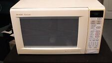 SHARP CONVECTION MICROWAVE OVEN MODEL R-930AW