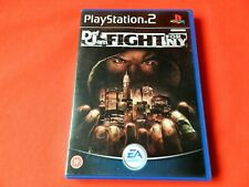 Def Jam Fight For NY PS2 Playstation Game