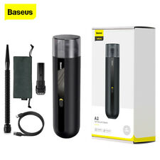 Baseus 5000Pa Car Vacuum Cleaner Home Office Portable Cordless Handheld Duster