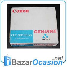 Toner Canon Geniune CLC 300 Cian Cyan 1425A002  Original Nuevo