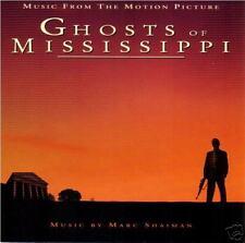 Ghosts Of Mississippi-1997-Original Movie Soundtrack CD