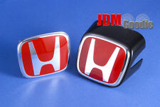 Genuine Honda Acura DC5 Integra RSX Type-R Emblem Red H