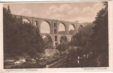 Ansichtskarte Vogtländische Schweiz - Elstertal-Brücke (A92)