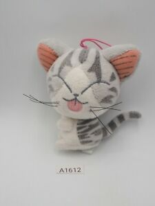 """Chi's Sweet Home A1612 Cat Furyu 4"""" Strap mascot Plush Toy Doll Japan"""