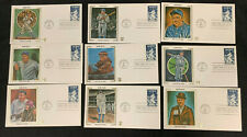 1983 VINTAGE ORIGINAL BABE RUTH FIRST DAY COVER LOT (9) #2