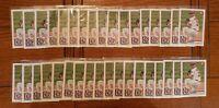 2020 Bowman Paper Max Scherzer # 53 - 35 Card Lot