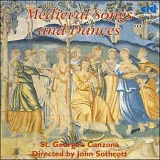 Medieval Songs & Dances, New Music