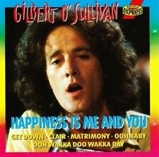 Gilbert O'Sullivan Happiness is me and you (BMG/AE) [CD]