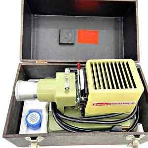 Vintage Standard 500 RR-2 Film Strip Projector