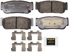 Disc Brake Pad Set-Total Solution Ceramic Brake Pads Rear Monroe CX954