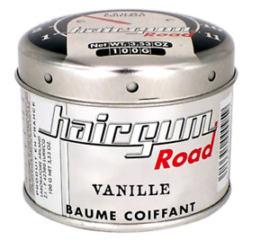 Hairgum Road Vanilla Strong Hold Hair Styling Pomade for Men 100g