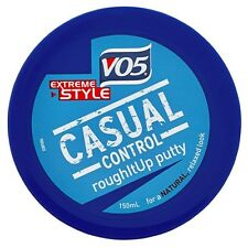 VO5 EXTREME STYLE CASUAL CONTROL ROUGH IT UP PUTTY - 150ML *