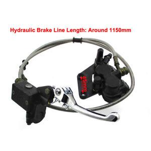 Front Hydraulic Master Brake Caliper For 90cc 110cc 125cc 150cc Dirt Pit Bike