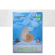 Kopierpapier Nautilus SuperWhite DIN A3, 80g/m² 500 Blatt, Recycling Ökö Papier