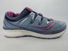 Saucony Triumph ISO 4 Size: 9 M (B) EU 40.5 Women's Running Shoes Gray S10413-1