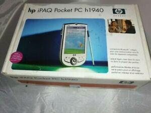 HP Pocket pc h1940 Vintage année 2003 Bluetooth