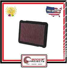 K&N Replacement Air Filter Fits TOYOTA LAND CRUISER / LEXUS LX470 * 33-2146 *