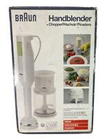 Braun MR 370 MultiQuick Blender - HANDBLENDER & COPPER  & WHIPPING