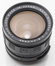Auto  Rikenon 28mm 28 mm 1:2.8 2.8 Lens - M42 Anschluss