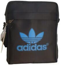 Trefoil Adidas con el logotipo de Adidas para hombre cuerpo transversal Mensajero Bolso de Hombro Libre P&P