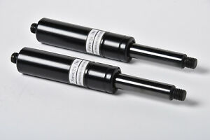 Pair of 750 lbs lambo door shocks for bolt on vertical hinge lamborghini style