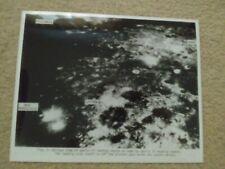 RARE VINTAGE NASA 8X10 PHOTOS NO: 72-H-1350  APOLLO 15