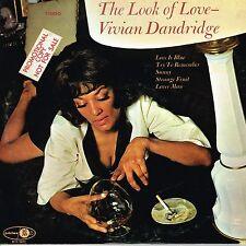 VIVIAN DANDRIDGE the look of love U.S. JUBILEE LP JGS-8017_orig 1968 jazz vocal