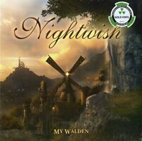 Nightwish My Walden LP Vinile Gold Record Store Day 2016 Nuovo Sigillato