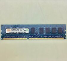 RAM Riegel 2 GB DDR3 ECC, PC8500E (1066 MHz), Hynix 2 GB