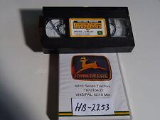 HB-2253 Video - Kassette Traktoren Serie 6010, 1973104D, John-Deere