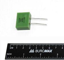 20 pcs 0.18uF 0,18uF .18uF 250V 0.5% Polystyrene Audio Capacitors K71-7 USSR NOS