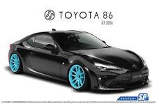 2016 Toyota 86 ZN6 GT86 in 1:24 Model Kit Bausatz Aoshima 051795