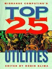 Midrange Computing's Top 25 Utilities