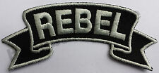 Patch ricamate #27 Rebel Biker ricamate patch Route 66 MOTO customusa