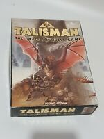 Talisman 2ND EDITION Games Workshop The Magical Quest Game Boxed NOT COMPLETE