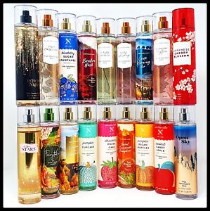 New Bath And Body Works Fine Fragrance Body Mist/Spray LATEST STOCK ARRIVAL 2021