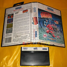 SUPER SMASH T.V. TV Sega Master System Versione Europea PAL ○ SENZA MANUALE - CQ