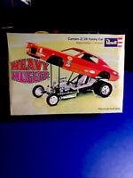 Revell Heavy Hugger Camaro Z/28 Funny Car 1/25 Kit,#H-1342 F/S In Open Box