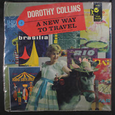 DOROTHY COLLINS: A New Way To Travel LP Sealed (Mono, sealed in loose bag, sl f